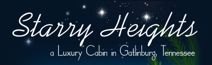 Gatlinburg Cabin Sleeps 15 Starry Heights